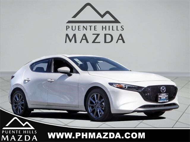 2021 Mazda Mazda3 Hatchback Preferred City of Industry CA
