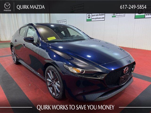 2021 Mazda Mazda3 Hatchback Preferred Quincy MA