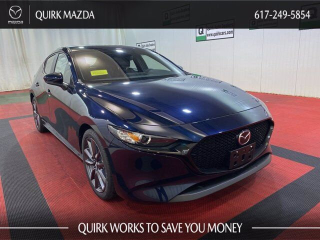 2021 Mazda Mazda3 Hatchback Select Quincy MA