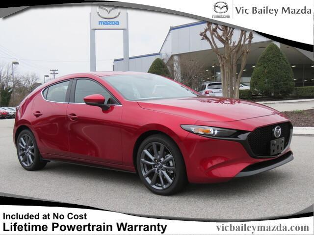 2021 Mazda Mazda3 Hatchback Select Spartanburg SC