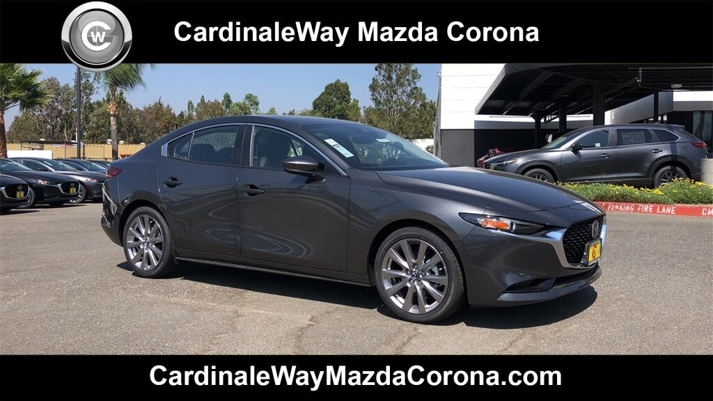 2021 Mazda Mazda3 Preferred Corona CA
