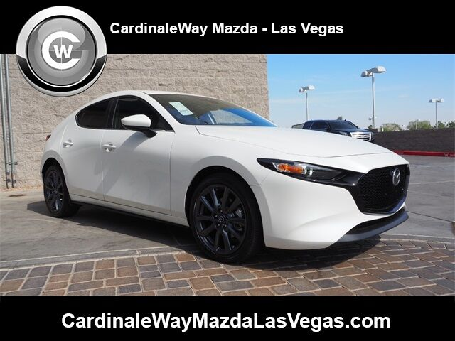 2021 Mazda Mazda3 Preferred Las Vegas NV