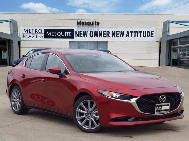 2021 Mazda Mazda3 Preferred Mesquite TX