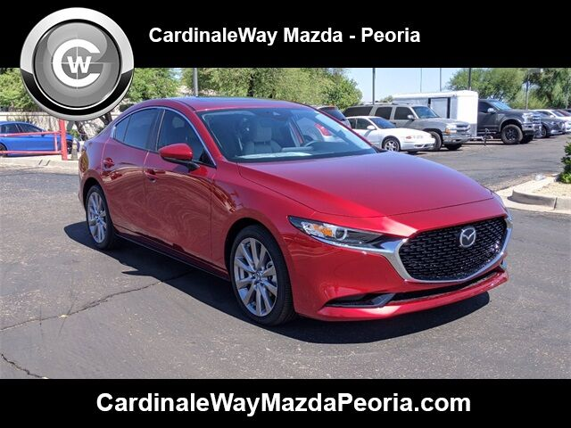 2021 Mazda Mazda3 Preferred Peoria AZ