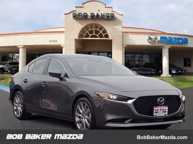 2021 Mazda Mazda3 Sedan 2.5 S w/Preferred Package Carlsbad CA