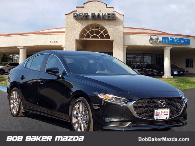 2021 Mazda Mazda3 Sedan 2.5 S w/Select Package Carlsbad CA