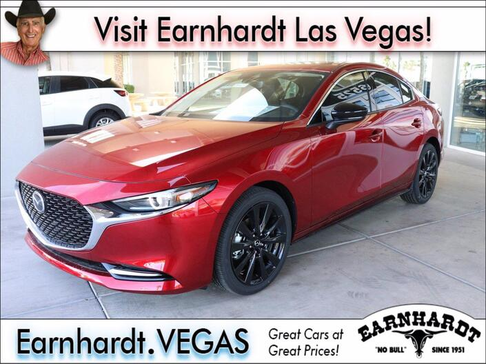 2021 Mazda Mazda3 Sedan 2.5 Turbo Las Vegas NV