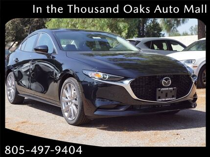 2021_Mazda_Mazda3 Sedan_M3S SE 2A_ Thousand Oaks CA