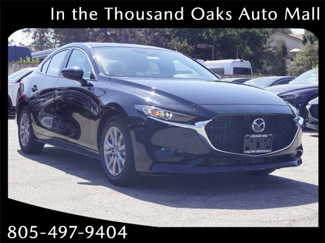 2021 Mazda Mazda3 Sedan MAZDA Thousand Oaks CA