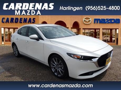 2021 Mazda Mazda3 Sedan Preferred McAllen TX