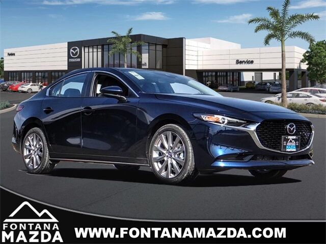 2021 Mazda Mazda3 Sedan Preferred Fontana CA
