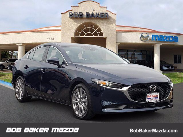 2021 Mazda Mazda3 Sedan Select Carlsbad CA