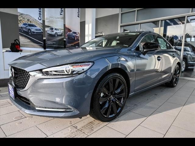 2021 Mazda Mazda6 Carbon Edition Brookfield WI