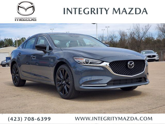 2021 Mazda Mazda6 Carbon Edition Chattanooga TN