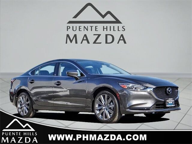 2021 Mazda Mazda6 Touring City of Industry CA