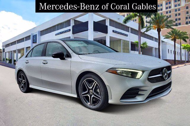 2021 Mercedes-Benz A 220 4MATIC® Sedan # MJ263582 Coral Gables FL