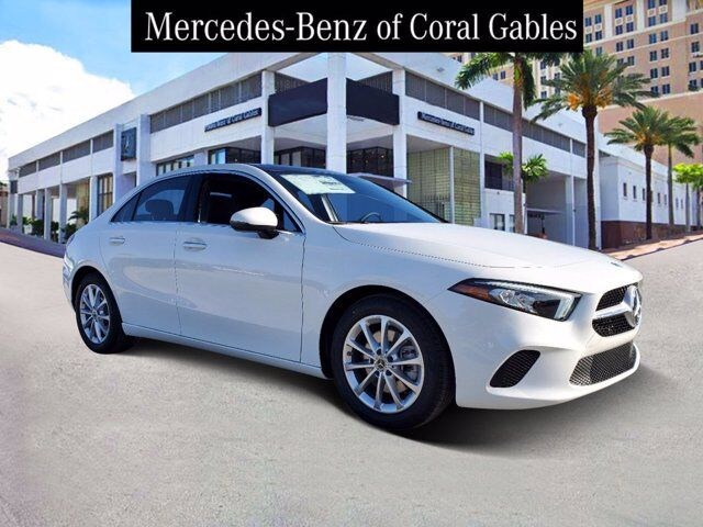 2021 Mercedes-Benz A 220 Sedan # MJ290319 Coral Gables FL