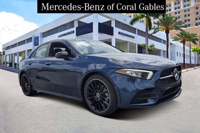 2021 Mercedes-Benz A 220 Sedan # MJ259332 Coral Gables FL