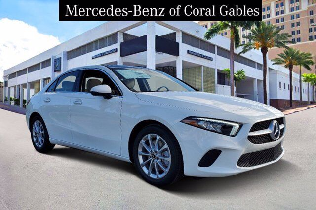 2021 Mercedes-Benz A 220 Sedan Coral Gables FL