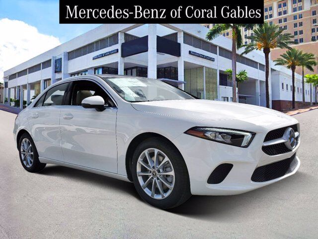 2021 Mercedes-Benz A 220 Sedan # MJ269166 Coral Gables FL