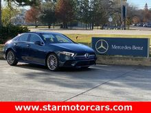 2021_Mercedes-Benz_A_220 Sedan_ Houston TX