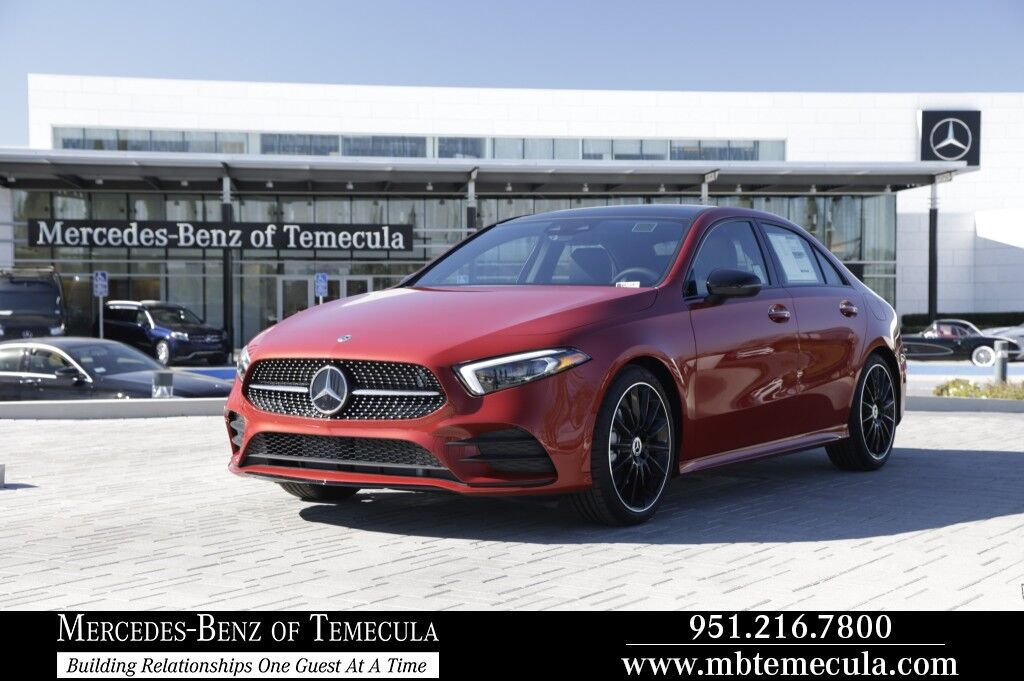 2021 Mercedes-Benz A 220 Sedan Front Wheel Drive