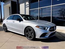 2021_Mercedes-Benz_A-Class_220 4MATIC® Sedan_ Marion IL