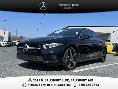 2021_Mercedes-Benz_A-Class_A 220 4MATIC®_ Salisbury MD