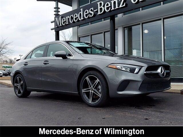 2021 Mercedes-Benz A-Class A 220 4MATIC® Sedan Wilmington DE