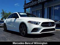 2021 Mercedes-Benz A-Class A 220 4MATIC® Sedan
