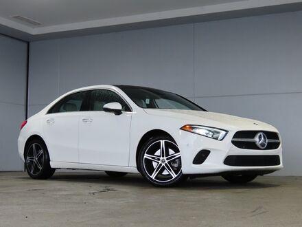 2021_Mercedes-Benz_A-Class_A 220_ Merriam KS
