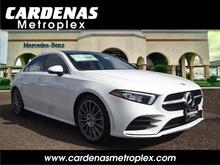 2021_Mercedes-Benz_A-Class_A 220 Sedan_ McAllen TX
