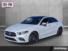 2021_Mercedes-Benz_A-Class_AMG A 35_ Houston TX