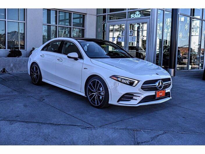 2021 Mercedes-Benz A-Class AMG® A 35 4MATIC® Sedan El Paso TX