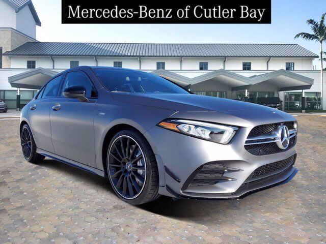 2021 Mercedes-Benz AMG® A 35 Cutler Bay FL