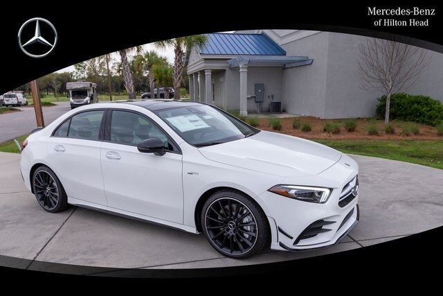 2021 Mercedes-Benz AMG® A 35 Base Bluffton SC