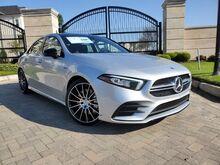 2021_Mercedes-Benz_AMG® A 35_Base_ Houston TX