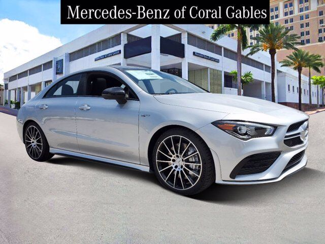2021 Mercedes-Benz AMG® CLA 35 Coupe Coral Gables FL