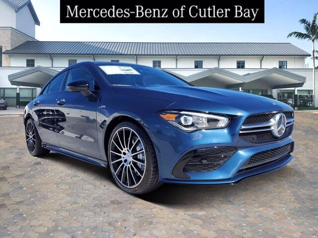 2021 Mercedes-Benz AMG® CLA 35 Coupe Cutler Bay FL
