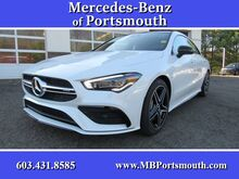 2021_Mercedes-Benz_AMG® CLA 35 Coupe__ Greenland NH