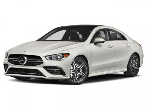 2021 Mercedes-Benz AMG® CLA 35 Coupe New London CT