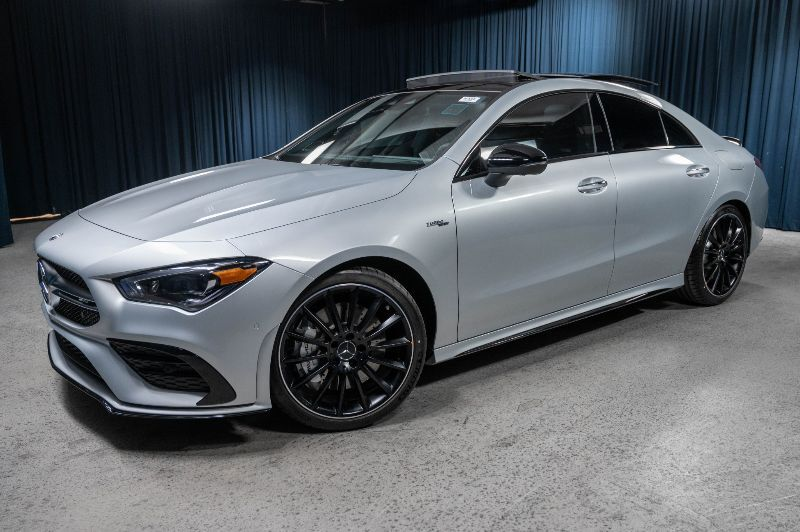 2021 Mercedes-Benz AMG® CLA 35 Coupe Scottsdale AZ