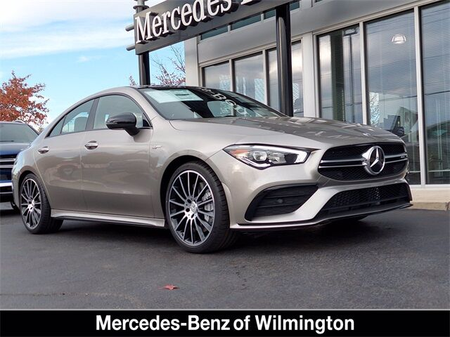 2021 Mercedes-Benz AMG® CLA 35 Coupe  Wilmington DE