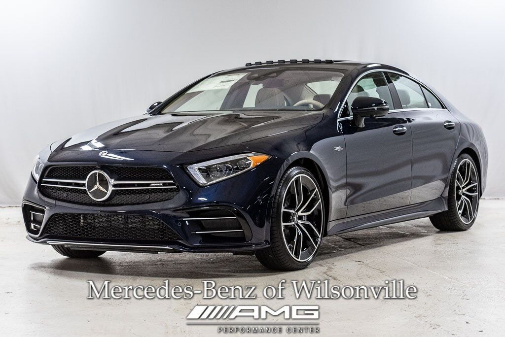 2021 Mercedes-Benz AMG® CLS 53 Coupe Wilsonville OR
