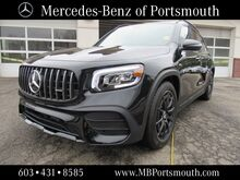 2021_Mercedes-Benz_AMG® GLB 35 SUV__ Greenland NH