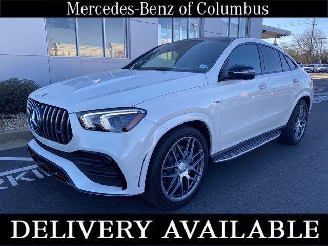 2021 Mercedes-Benz AMG® GLE 53 Coupe Columbus GA