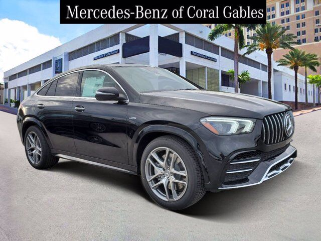 2021 Mercedes-Benz AMG® GLE 53 Coupe # MA391401 Coral Gables FL