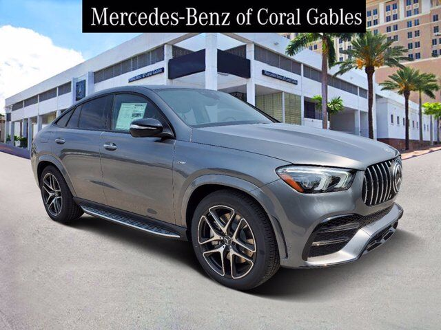 2021 Mercedes-Benz AMG® GLE 53 Coupe Coral Gables FL