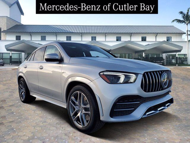 2021 Mercedes-Benz AMG® GLE 53 Coupe # MA403688 Cutler Bay FL