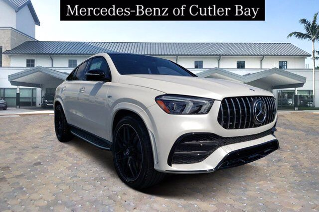 2021 Mercedes-Benz AMG® GLE 53 Coupe Cutler Bay FL